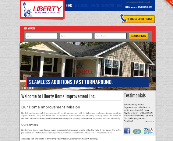 Liberty Home Improvement